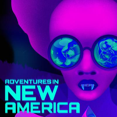 Adventures in New America is the first sci-fi, political satire, Afrofuturistic buddy comedy, serialized for New Americans in a new and desperate time.  Set a few years in the future, Adventures in New America follows the escapades of two mismatched African-New-American best friends — fat, lonely, curmudgeon IA and lesbian sneak-thief Simon Carr — who take on a series of increasingly wild heists to get quick cash to pay for IA's medical treatment while attempting to survive the wilds of New New York City — and a secret cabal of Tetchy Terrorist Vampire Zombies from outer space. Intrigued? Good! Frequently, there will be musical numbers... and radical reflections on our dangerous, beautiful, heart-pounding world.