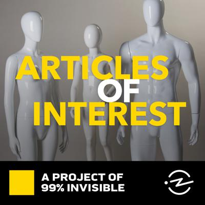 Cover art for A Fantasy of Fashion: Articles of Interest #7