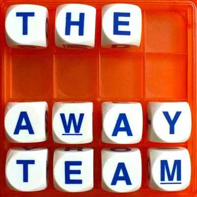 Cover art for The Away Team redux