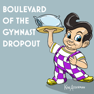 Cover art for 949 - Boulevard of the Gymnast Dropout
