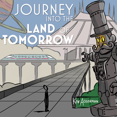Cover art for 947 - Plushgator and Currybot | Journey Into The Land of Tomorrow Ep2