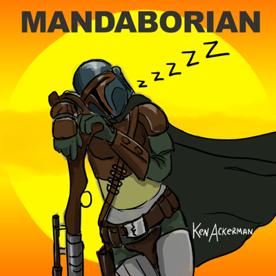 Cover art for 834 - The Child | Mandoborian Chapter 2