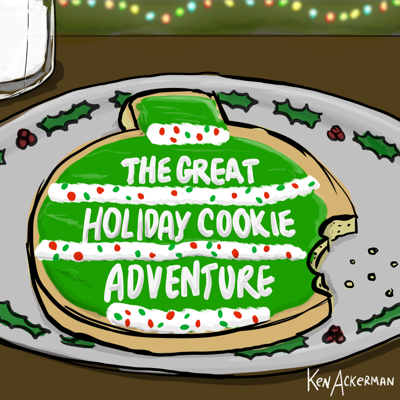 Cover art for 835 - Yule Log Tourist | The Great Holiday Cookie Adventure Ep3