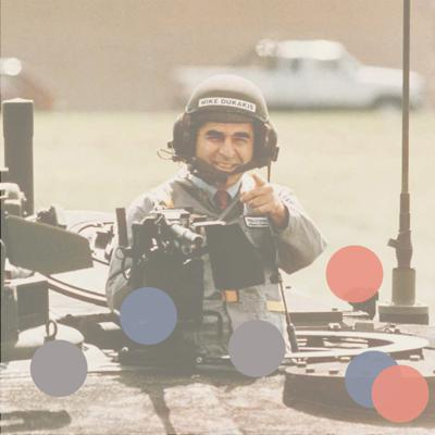 Cover art for Election Sunday: Dukakis on the Tank (1988) w/ Amy Walter