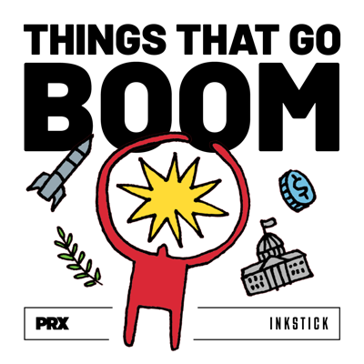 Stories about the ins, outs, and what-have-yous of what keeps us safe. Hosted by Laicie Heeley.  Things That Go Boom takes an unconventional look at critical global and national security issues — so grab a beer and buckle up. It gets bumpy.