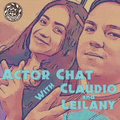 Cover art for Bonus: Actor Chat with Claudio and Leilany