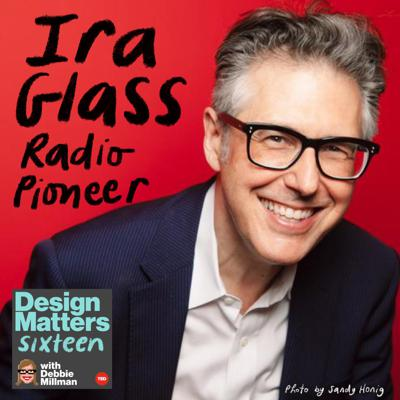 Cover art for Design Matters From the Archive: Ira Glass