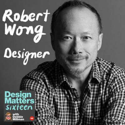 Cover art for Design Matters From the Archive: Robert Wong