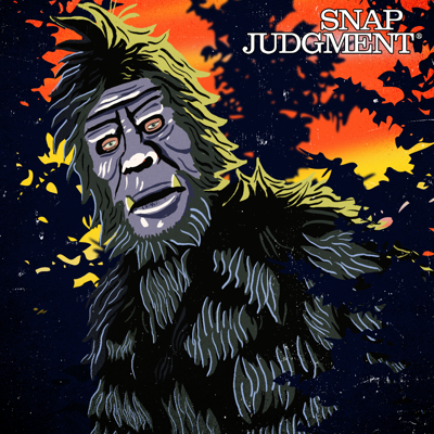 Cover art for The Sasquatch of Pumpkintown - Snap Classic