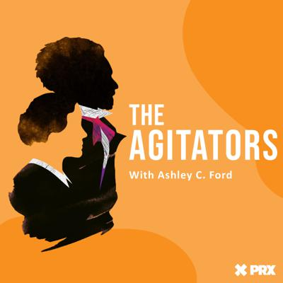 Cover art for New! The Agitators: The Story of Susan B. Anthony and Frederick Douglass