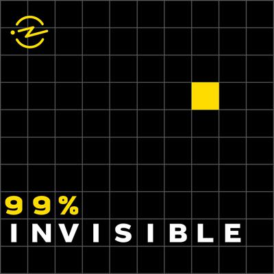 Cover art for 416- Exploring The 99% Invisible City