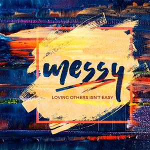 Cover art for Messy