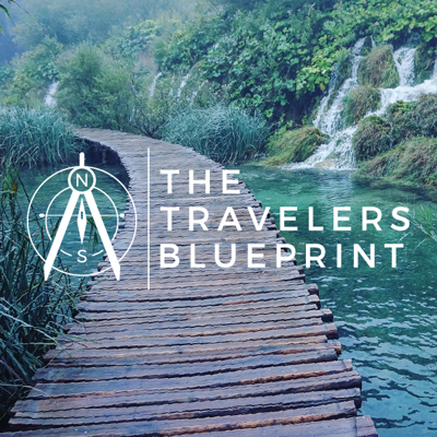 Learn how you can become your own Travel Agent with insight provided by travel authors, tour guides, adventurers, and digital nomads! Each week The Travelers Blueprint Podcast hosts' Bob DiMenna and Elliot Shibley interview travel enthusiasts from around the world in order to gain knowledge on all aspects of travel. From hacking the airline point system to planning hiking adventures across Antarctica, you will hear from the men and women who have scoured the planet in search of the interesting, insightful, bold, and practical.   Monday: you can expect a new podcast where Bob and Elliot sit down with an individual travel expert. Every conversation is a deep dive into that person's area of travel expertise!   First Mondays: of every month is the TTB Travel Bites episode where the previous month's travel news, adventure stories, and travel planning updates are broken down and discussed!  Last Fridays: of every month you will get to hear from a meticulously selected panel of 6 individual travel experts. This is where we discuss hot and trending travel topics with diverse opinions! Topics generally revolve around issues in the travel industry associated with budgeting, race, gender, planning, conservation, and safety.   You can also learn how to become your own Travel Agent with video courses (Become Your Own Travel Agent Video Tutorial Course), one on one live video classes (Become Your Own Travel Agent Master Course) or be provided with a detail oriented full travel itinerary created by us (The Travelers Blueprint Master Itinerary).  Our Private Community on Facebook is a great way to have your travel questions be heard and speak directly to us. Join here: The Travelers Blueprint Community  Follow Us on Social Media: Instagram - Facebook - Twitter - YouTube  This podcast uses the following third-party services for analysis:   Podcorn - https://podcorn.com/privacy Chartable - https://chartable.com/privacy