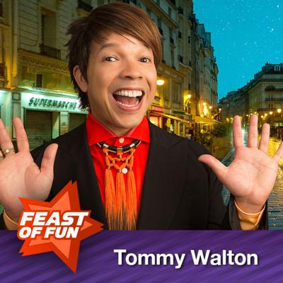 Cover art for Master Chef's Tommy Walton Sets the Kitchen on Fire