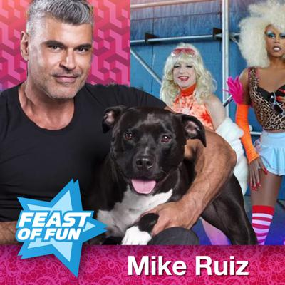 Cover art for FOF # 2868 – Mike Ruiz on Directing Starrbooty and Being a Gay Supermodel