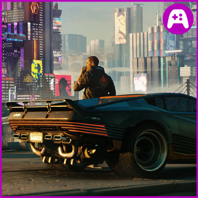 Cover art for Is Cyberpunk 2077 Over-hyped? - What's Good Games Live (Ep. 161)