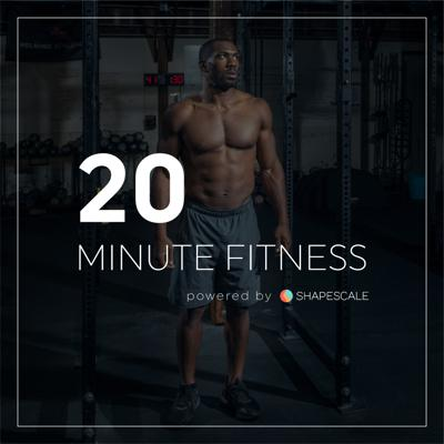 Cover art for 20 Minutes With Aly Orady The Founder Of Tonal - 20 Minute Fitness Episode #180