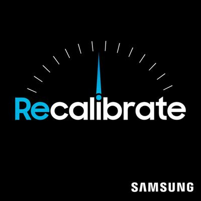 Recalibrate with Samsung Networks