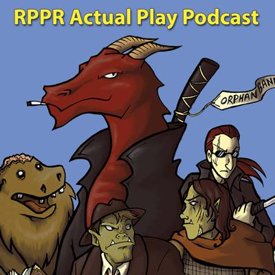 Role Playing Public Radio's recorded RPG sessions
