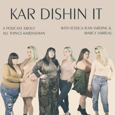 """Comedians Jessica Jean Jardine and Marcy Jarreau are obsessed with America's real first family and spend each week trying to keep up with them, meticulously sifting through the headlines and gossip. They discuss the breakups, the makeup lines, Twitter wars, Dash stores, and recap the latest episode of """"Keeping Up With The Kardashians"""" — as well as the never-ending spin-offs. Buckle up!"""