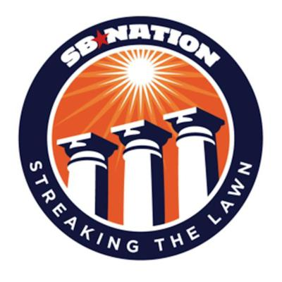 Streaking the Lawn: for Virginia Cavaliers fans