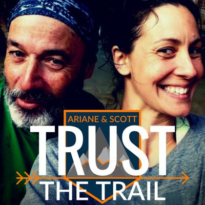 """Scott & Ariane have been guiding outdoor hiking treks for years. Follow their funny yet educational stories and experiences  as they share """"everything outdoors"""". From backpacking the Appalachian Trail to the Pacific Crest Trail. You never know who they will meet along the way.  If you embrace Mother Nature, this show is for you. Trust The Trail will inspire you to connect with the outdoors in a whole new way."""