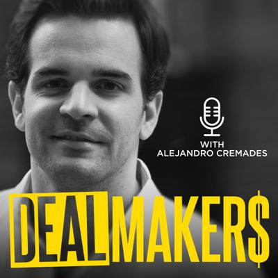 The DealMakers show features entrepreneurs that have been very successful at raising capital or getting their company acquired.