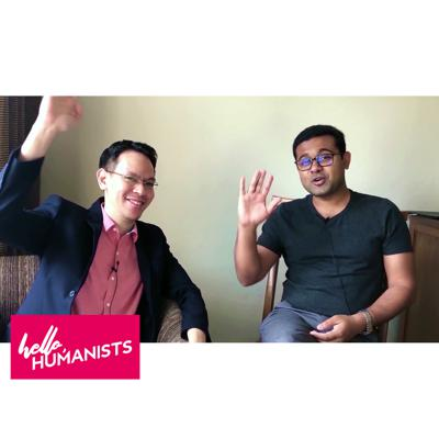Cover art for Hello, Humanists! - Episode 03 - Bangladesh