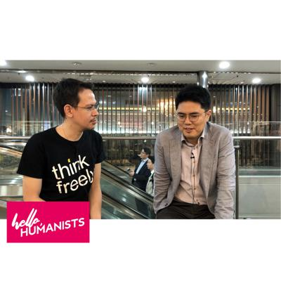 Cover art for Hello, Humanists! - Episode 7 - Seoul Atheists