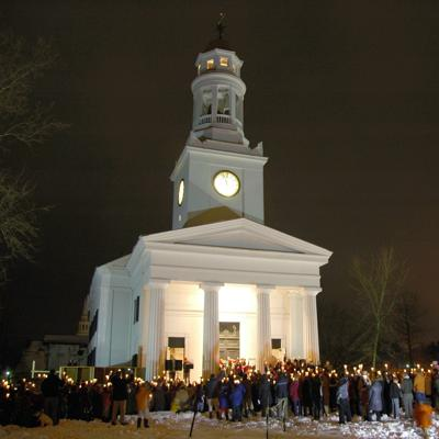 First Parish in Concord Sermons
