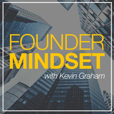 The Founder Mindset Podcast with Kevin Graham has interviews with successful entrepreneurs about what it took to start and grow their businesses, and what it's really like in the day-to-day of their business with a focus on online and location independent businesses.