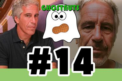 Cover art for #14 – Jeffrey Epstein Part 1: Introduction, Ghislane Maxwell & the Sexual Allegations
