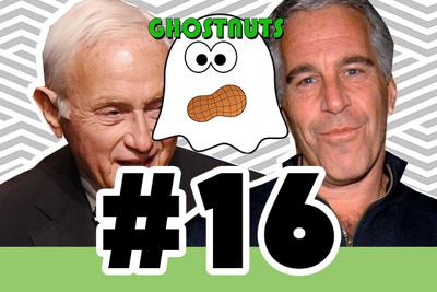 Cover art for #16 – Jeffrey Epstein Part 3: Death of Epstein, Eugenics Project & Mossad