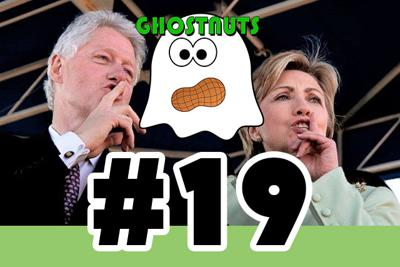 Cover art for #19 – Hillary Clinton, Frazzledrip, Weiners Laptop, Haiti and Body Count