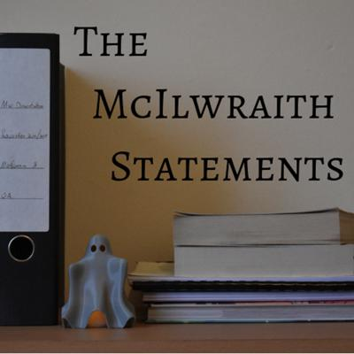 Sarah McIlwraith is haunted by the past. It doesn't help that she can also see ghosts. Listen to Sarah as she recounts her involvement in the infamous IPP study, and her search for the truth behind the disaster.