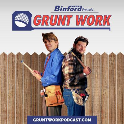 Grunt Work: A Podcast About the TV Show Home Improvement