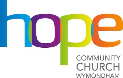 Preaching and Teaching from Hope Community Church