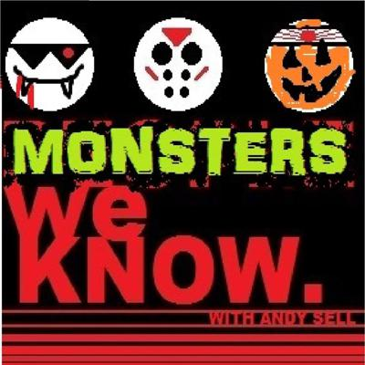 Cover art for #12 Monsters We Know Part 3 - Ash Williams (The Evil Dead Trilogy) featuring JC Currais