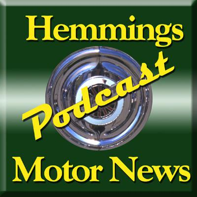 Hemmings radio is a weekly interview program that explores current topics in the Collector Car industry. Enjoy interviews and discussions with the foremost personalities in the collector car hobby. Look for our Podcast in the iTunes Store