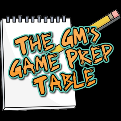 GM Table: The Game Prep Table