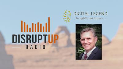Cover art for UM Radio Interview With DisruptUp Radio & Boyd Tuttle