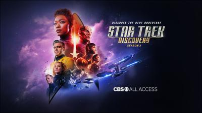 Cover art for Star Trek Discovery Season 2 Preview