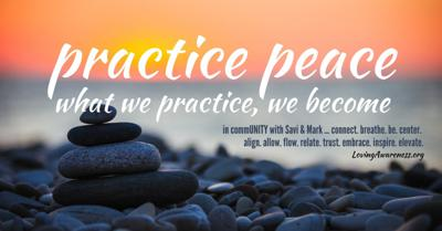 Cover art for Practice Peace – See Compassion as Love