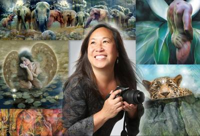 Cover art for The Creative Journey of Inspirational Artist Carolyn Quan