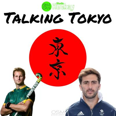 Cover art for Talking Tokyo with Adam Dixon and Austin Smith