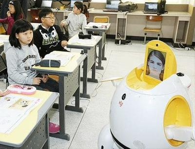 Cover art for Radio News Round Up: Robot Teachers & Deep Fried Execution