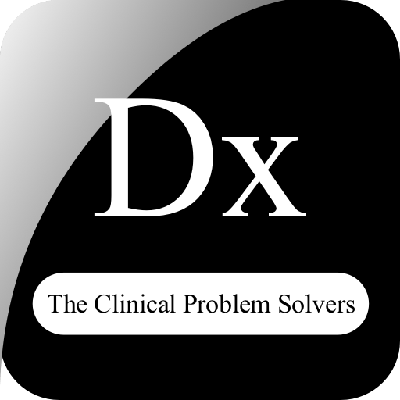The Clinical Problem Solvers in an Internal Medicine Podcast created to share expert opinion in the area of diagnostic reasoning, to develop frameworks for approaching clinical problems, and to build a network around improving diagnosis through a case-based, iterative process. Twitter: @CPSolvers  Website: clinicalproblemsolving.com  Team: Rabih Geha, MD Reza Manesh, MD Arsalan Derakhshan, MD Sharmin Shekarchian, MD Daniel Minter, MD