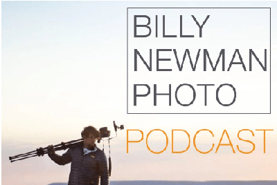 Billy Newman Photo Podcast