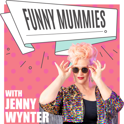 Cover art for Funny Mummies: Jane New