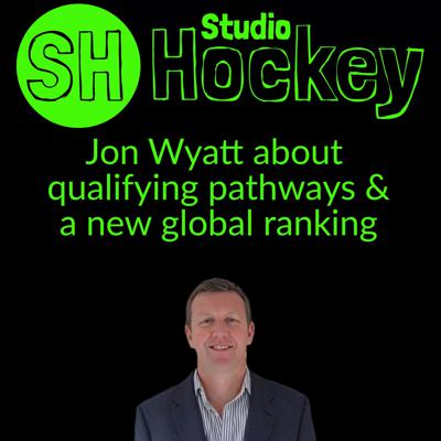 Cover art for Jon Wyatt about qualifying pathways & a new global ranking